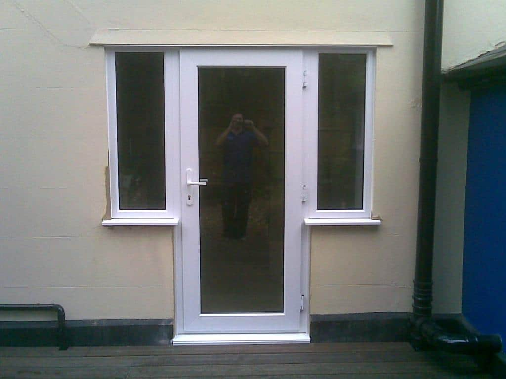 Upvc Windows And The Glass : Upvc doors front double sliding patio