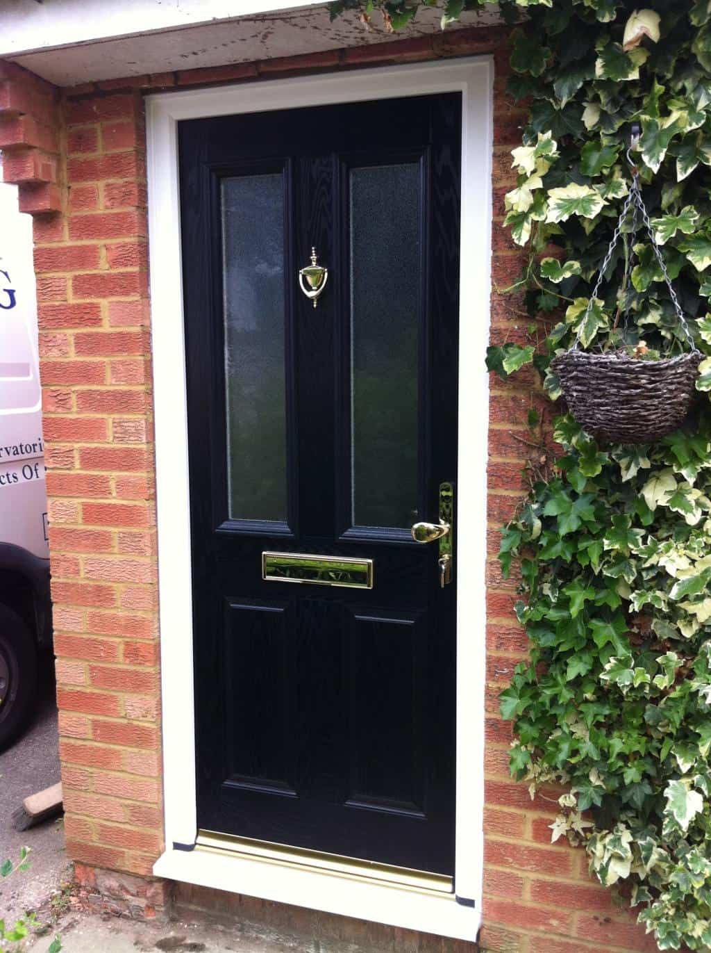 1371 #924E39 Black Front Door With Glass Quotes wallpaper Black Front Doors With Glass 43451024