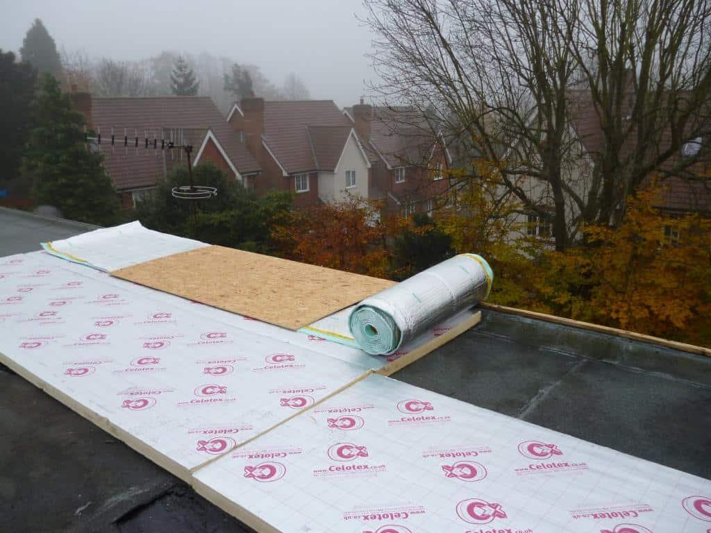 Flat Roof Repair New Flat Roof Epdm Flat Roofing