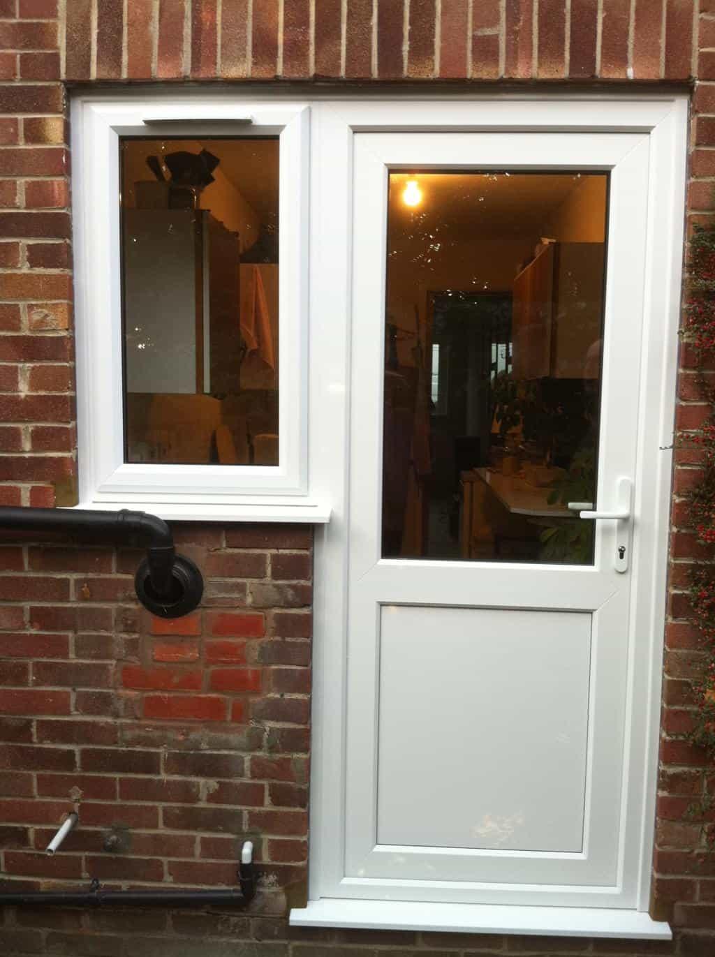 Pvcu doors exterior pvcu maree one silken door sc 1 st for Upvc french doors glasgow