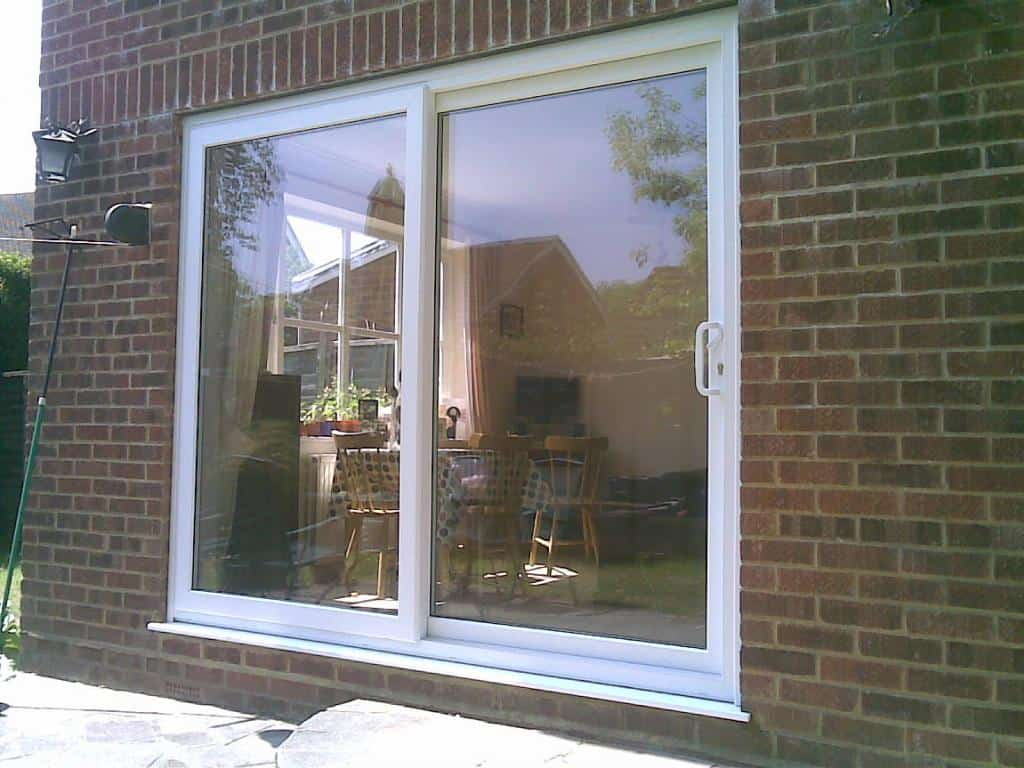Zenith upvc doors image is loading cego old style pz92 for Upvc balcony doors