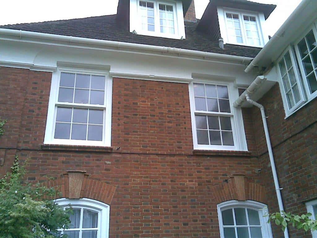 Upvc timber hardwood sliding sash windows double for Double glazing offers