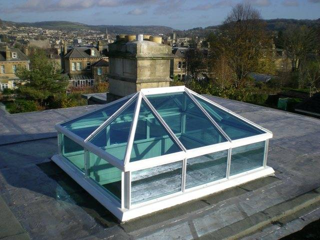 Lantern Roof Lights Lantern Skylights Dorking Glass