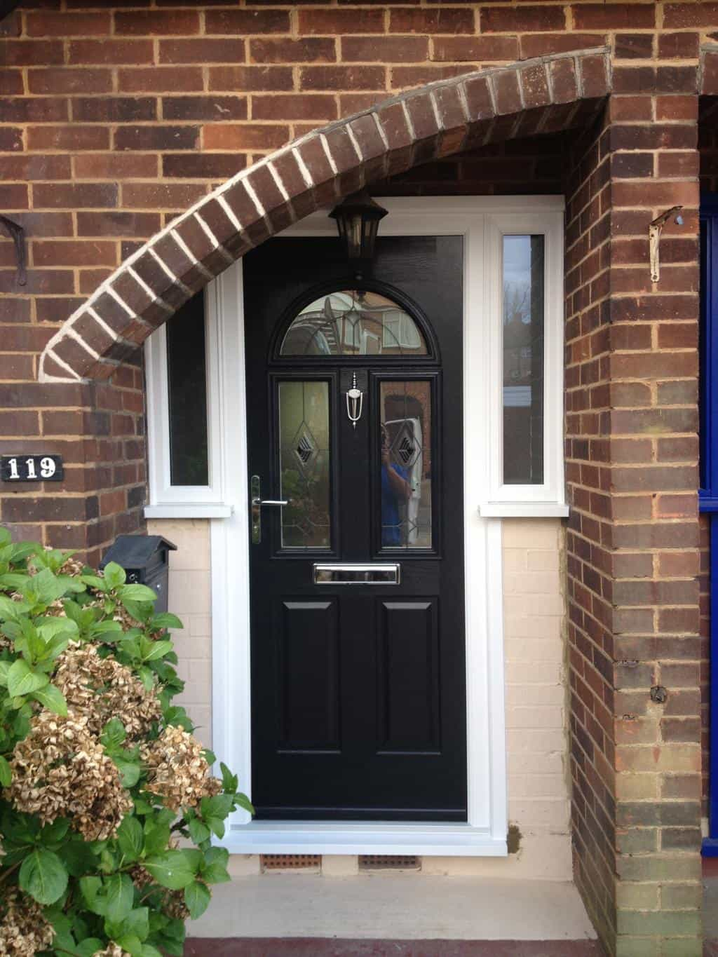 Front doors entrance doors replacement doors for Front door replacement