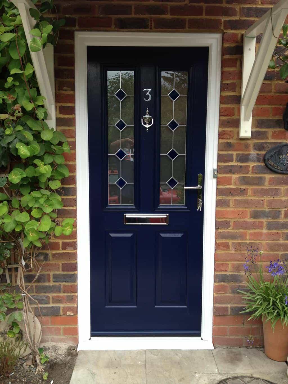 Front entrance doors exterior replacement surrey