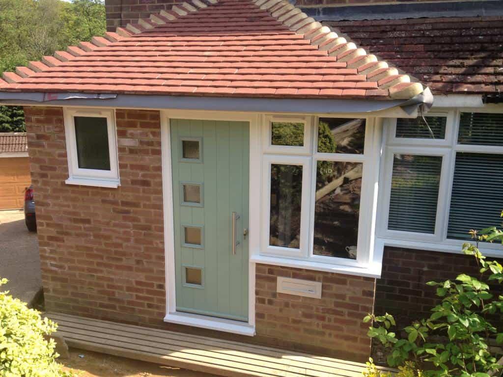 green front doorsGreen Front Doors Examples Ideas  Pictures  megarctcom Just