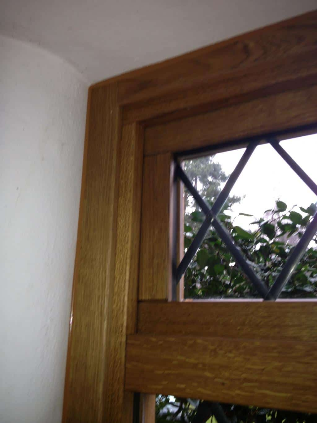 Hardwood Timber Windows Double Glazing Dorking Glass