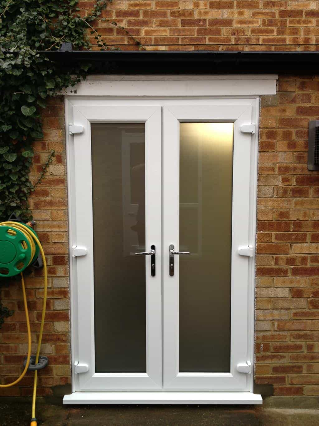 Double glazing dorking new upvc windows and french doors for Double french doors