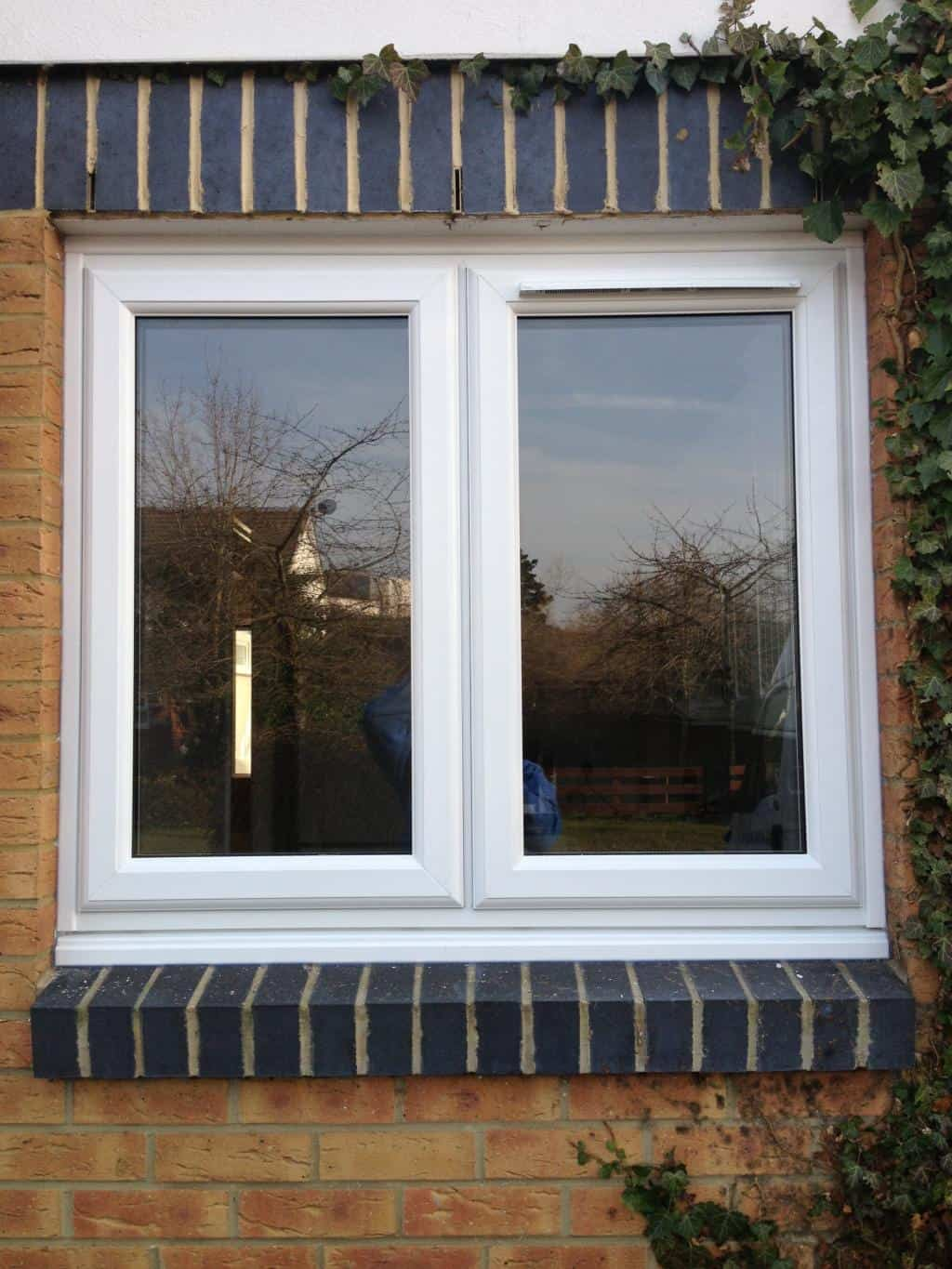 A rated upvc windows archives dorking glass for Upvc door frame