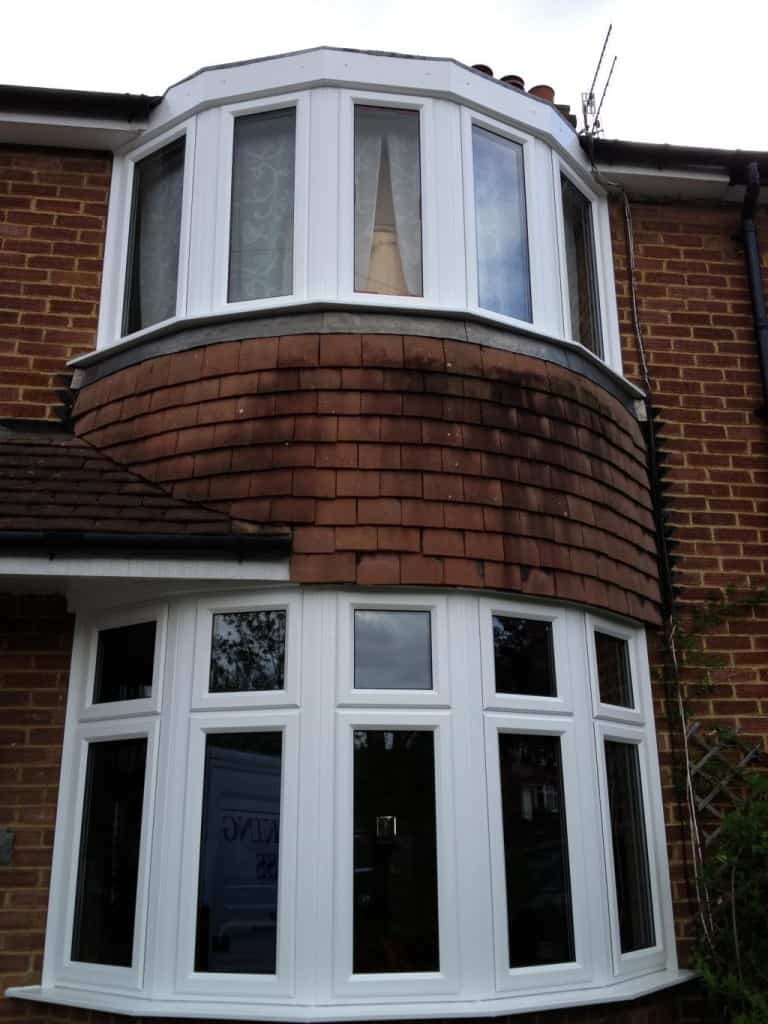 New uPVC Bay Windows Dorking Surrey
