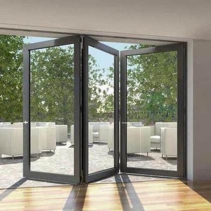 Bifold doors archives dorking glass for 10 panel bifold door