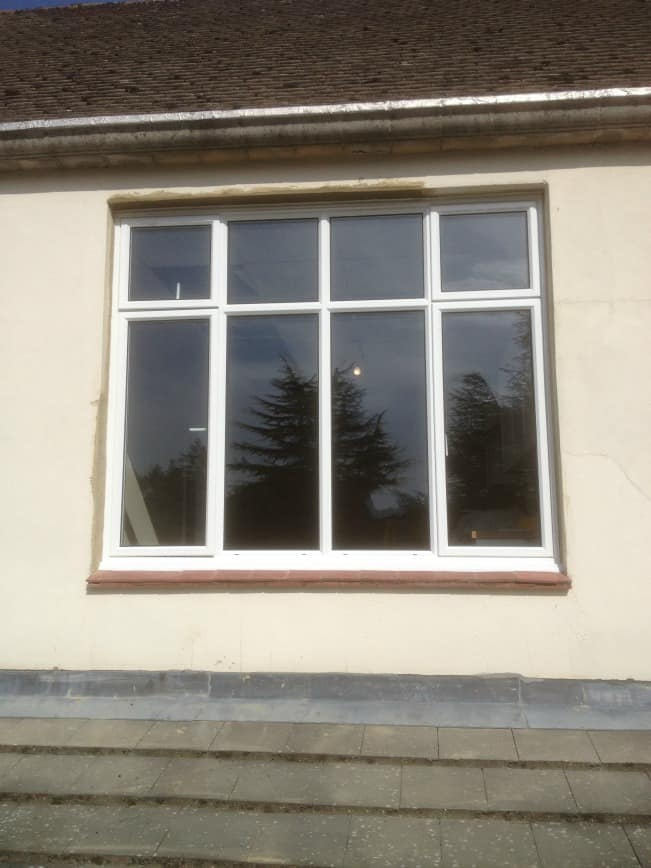 Powder Coated Windows : Aluminium windows archives dorking glass