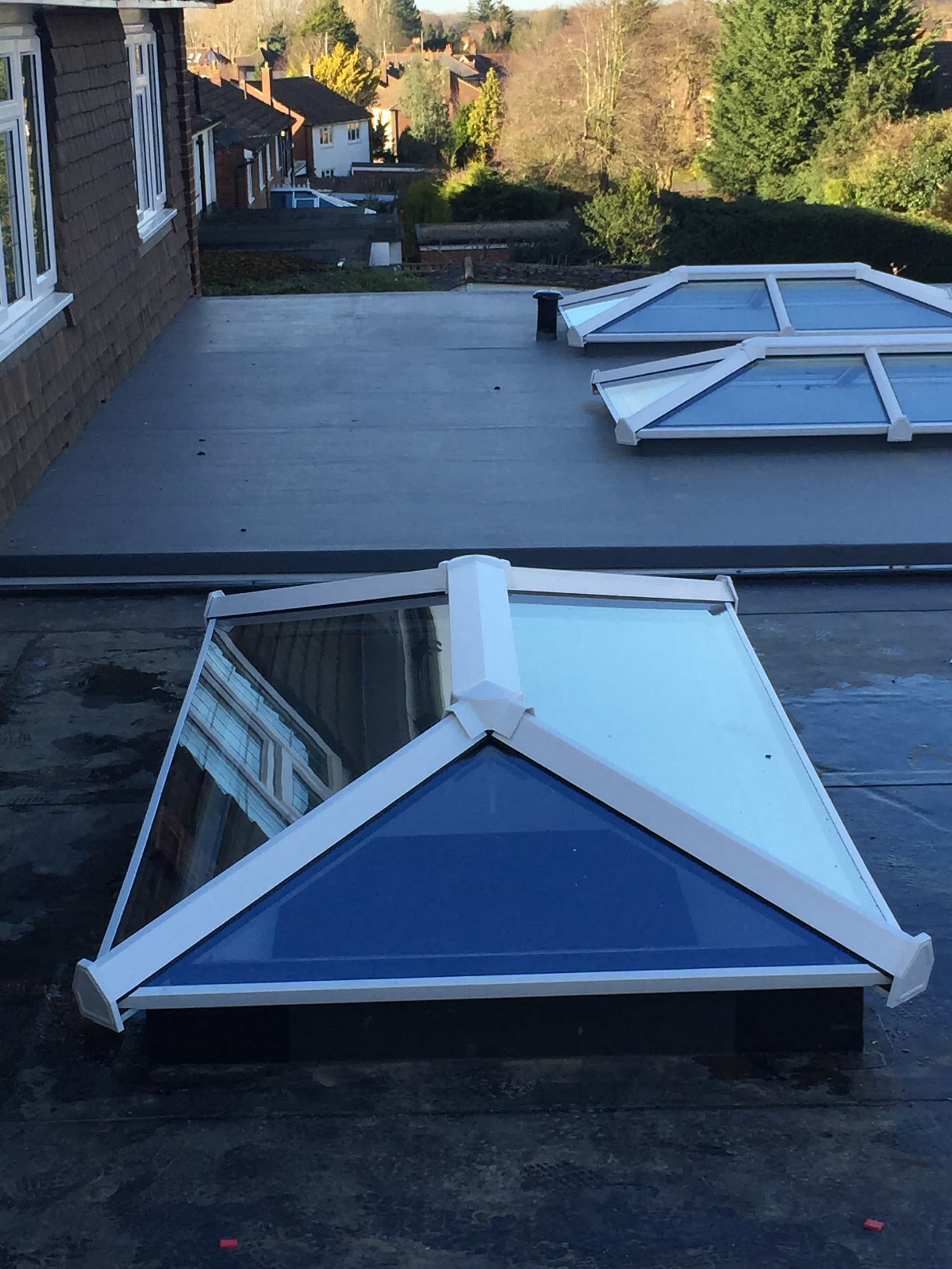 Lantern Roof Lights Lantern Skylights Dorking Glass Surrey
