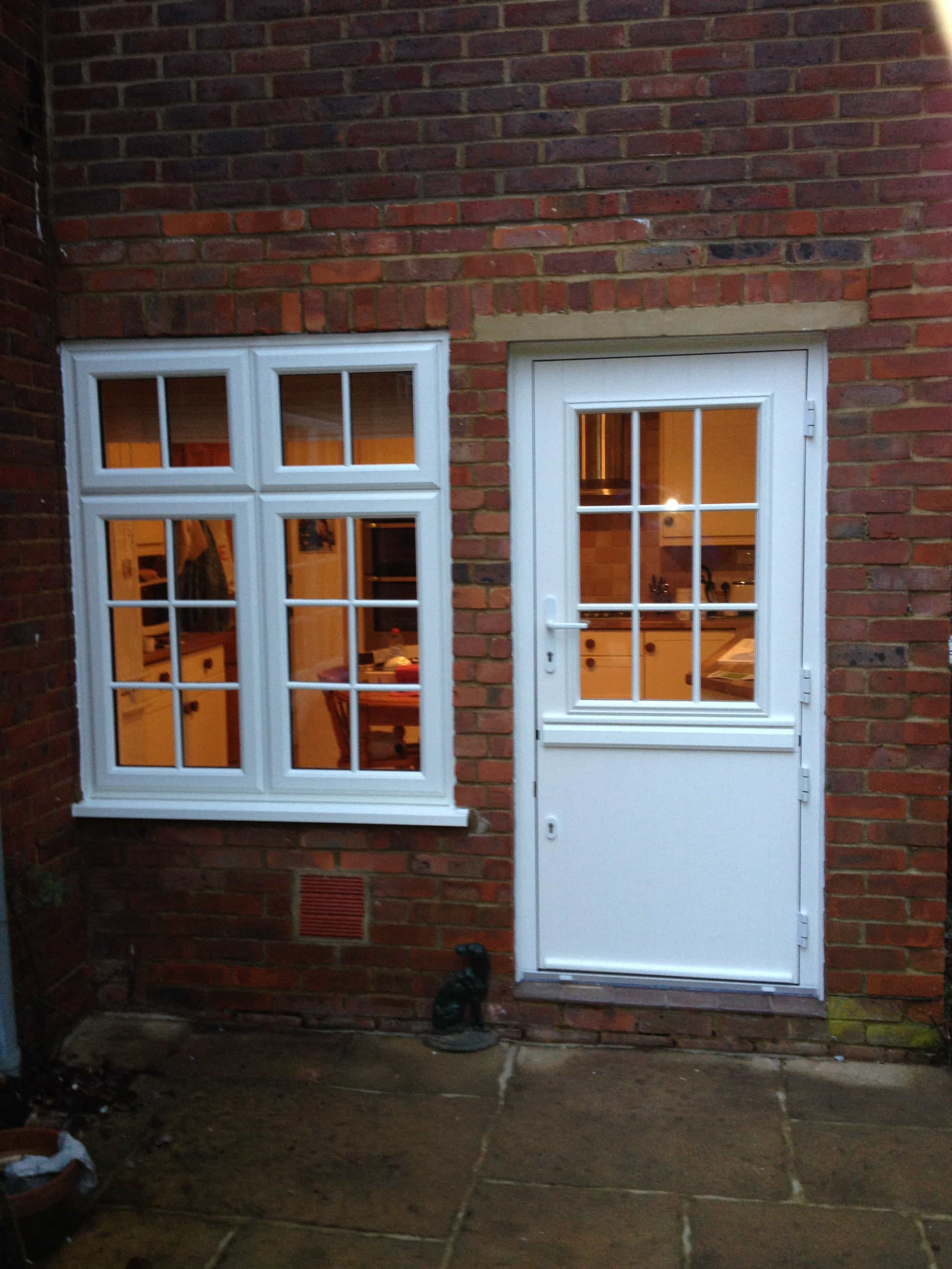 Upvc doors front doors double doors sliding patio for Upvc back doors fitted