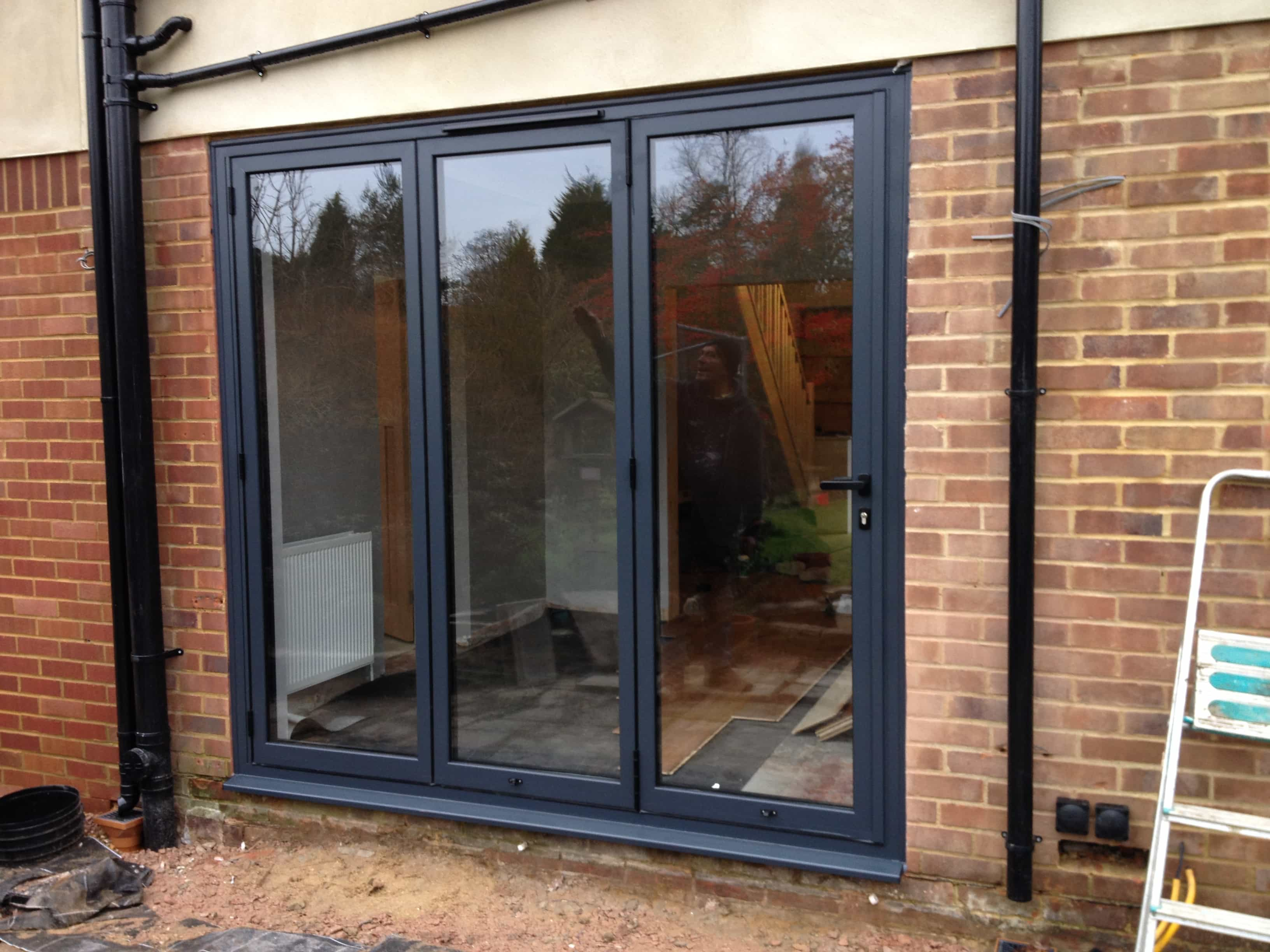Bi Folding Doors Dorking Glass Patio Doors French Doors