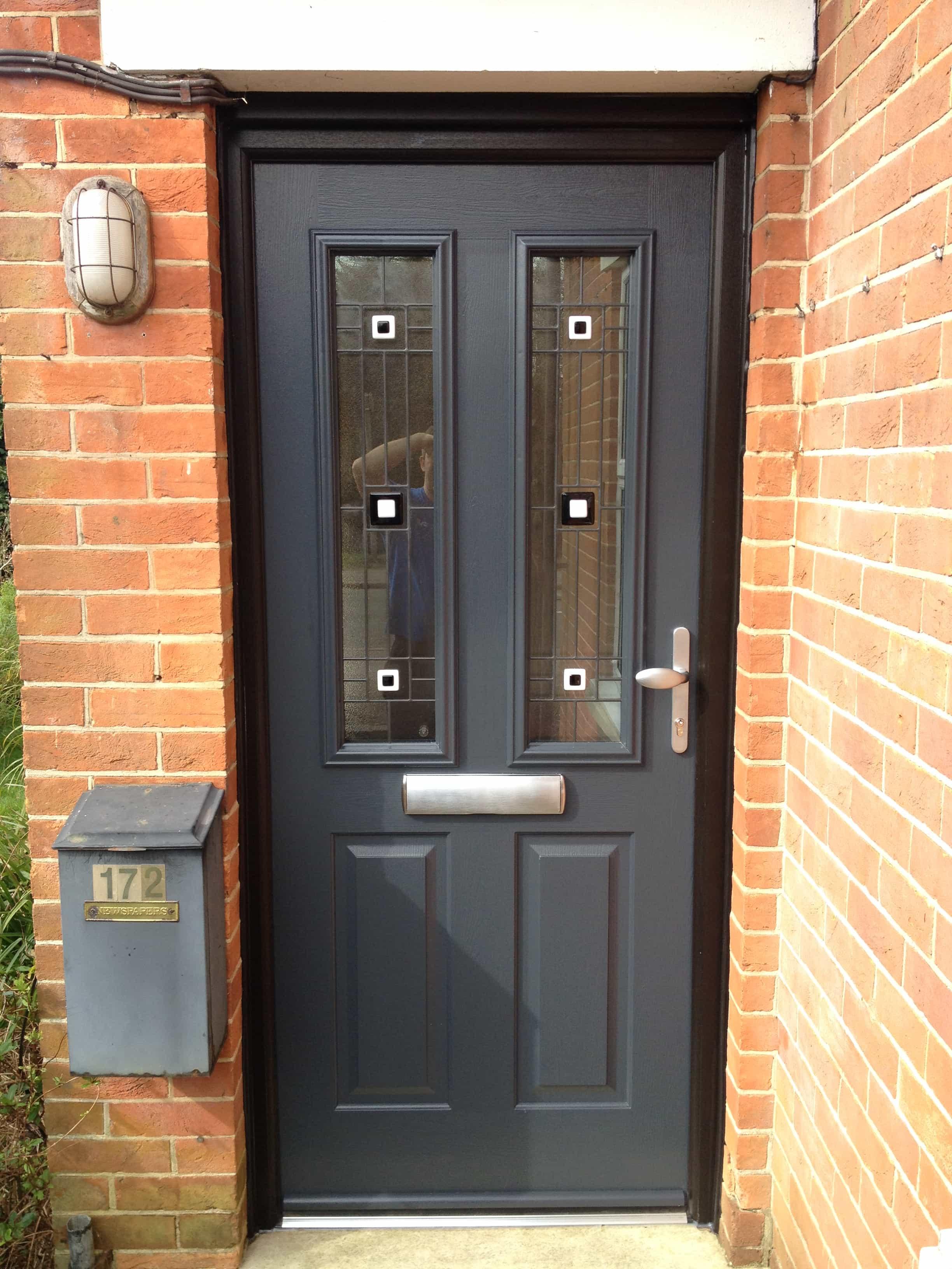 Front doors surrey front entrance doors exterior doors for Front door replacement
