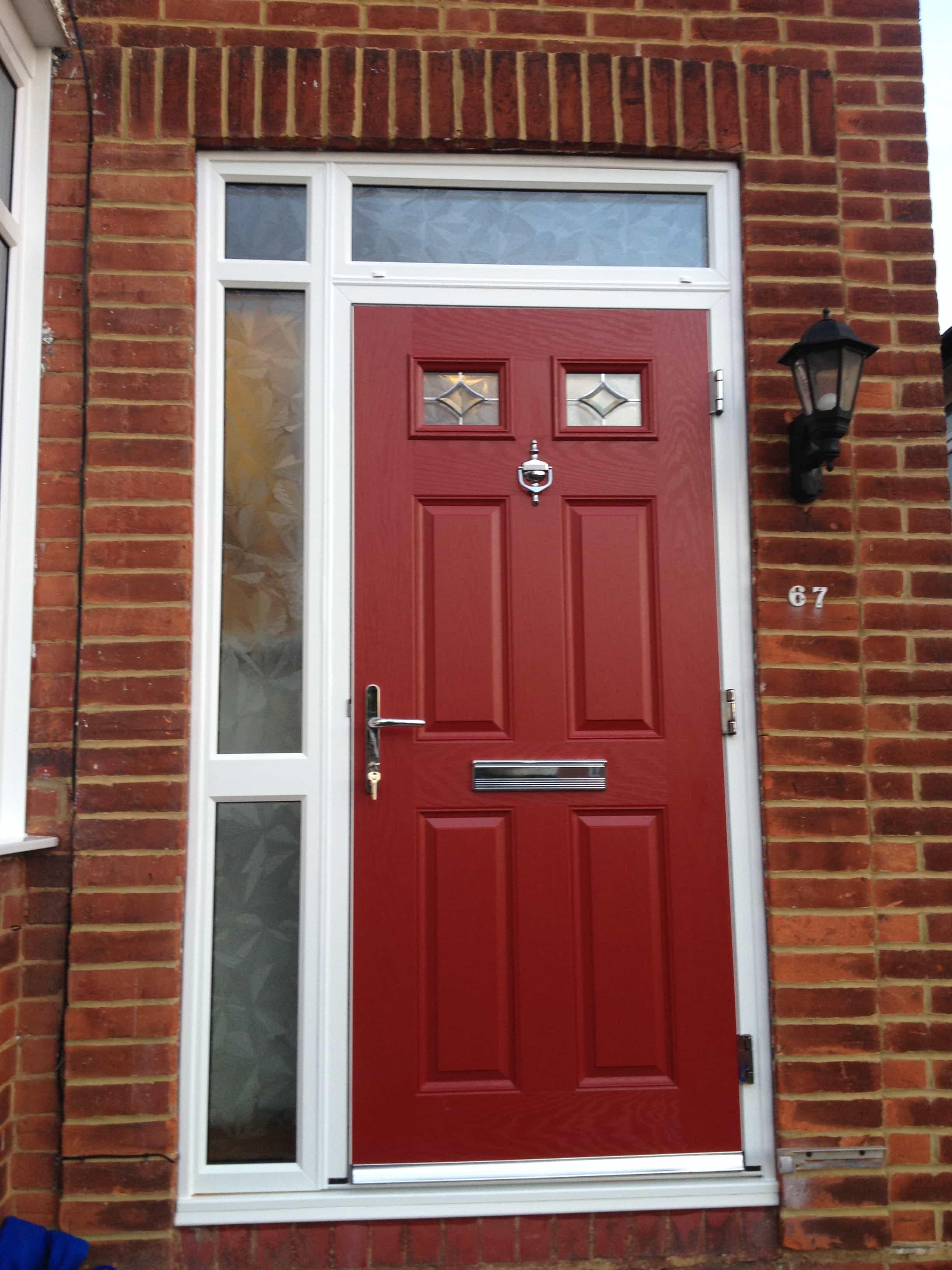 Front Entrance Doors Exterior Doors Replacement Surrey Dorking Glass