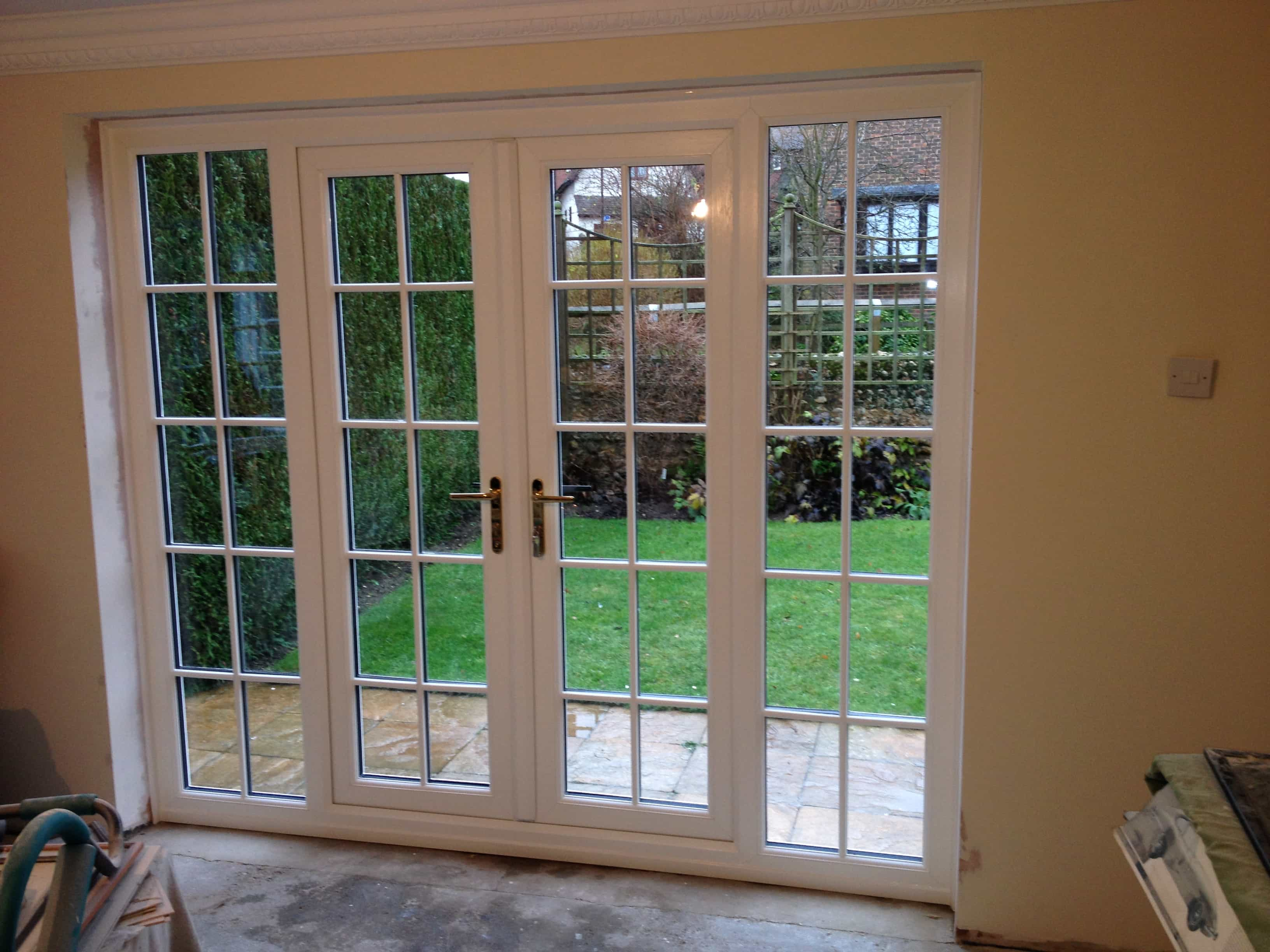 Upvc doors front doors double doors sliding patio for 12 french door