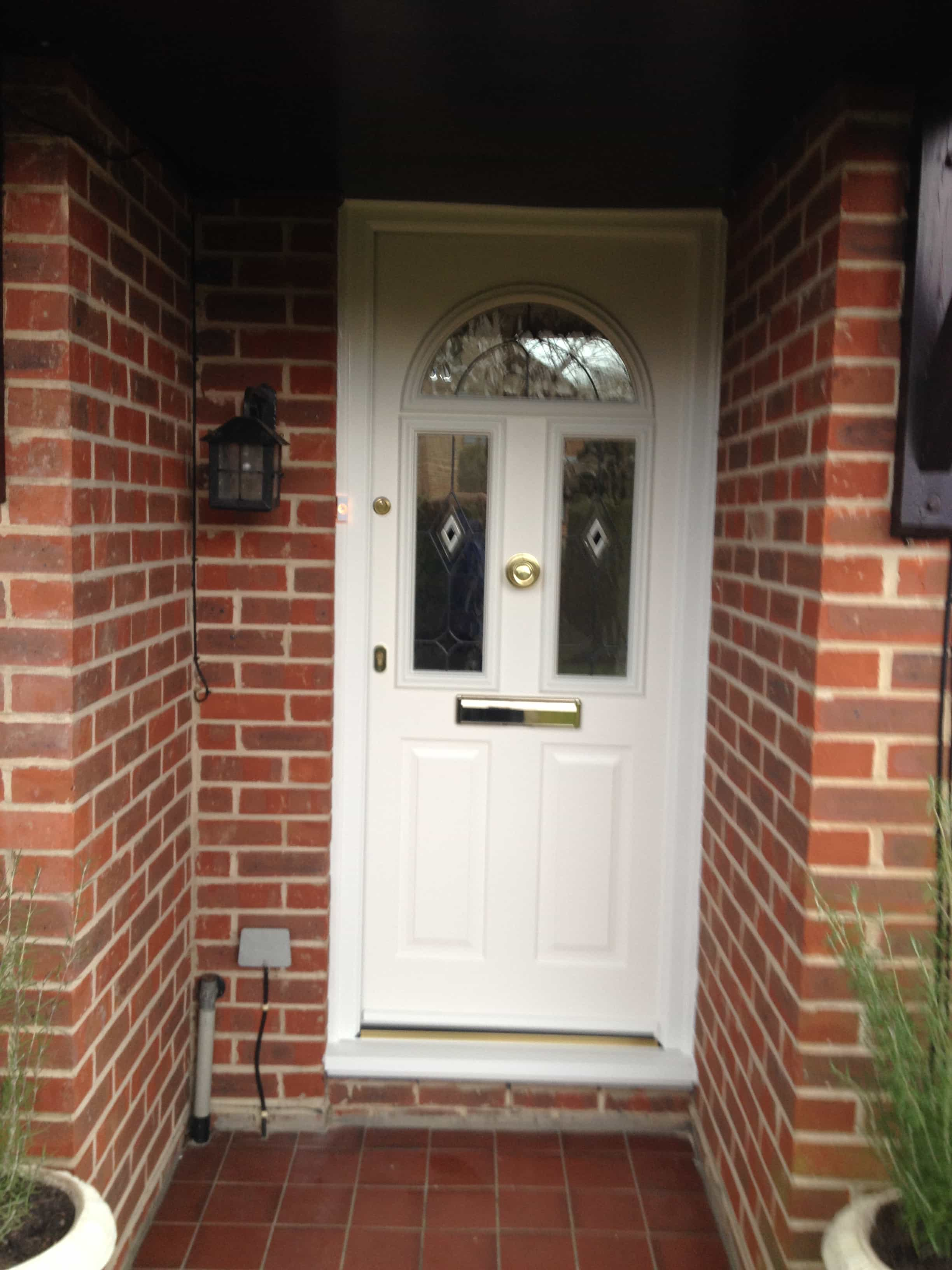 Front entrance doors exterior doors replacement surrey - Upvc double front exterior doors ...